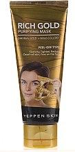 Parfumuri și produse cosmetice Mască-peliculă cu aur pentru purificarea tenului - Yeppen Skin Purifying Mask Rich Gold Peel-off