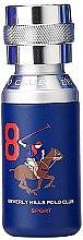 Parfumuri și produse cosmetice Beverly Hills Polo Club Sport No 8 - Apă de toaletă (tester fără capac)