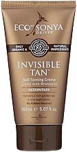 Parfumuri și produse cosmetice Cremă autobronzantă pentru corp - Eco by Sonya Eco Tan Invisible Tan