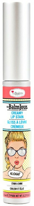 Luciu de buze - theBalm Jour Lip Gloss (tester)