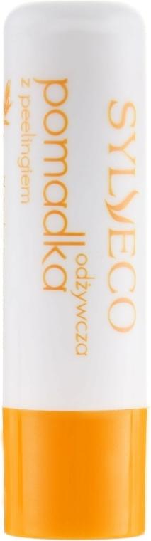 Scrub nutritiv pentru buze - Sylveco Rich Exfoliating Lip Balm — Imagine N2