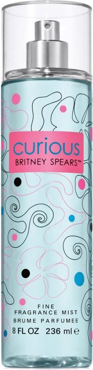 Britney Spears Curious - Spray parfumat pentru corp  — Imagine N1
