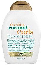 Parfumuri și produse cosmetice Balsam pentru păr ondulat - OGX Coconut Curls Conditioner