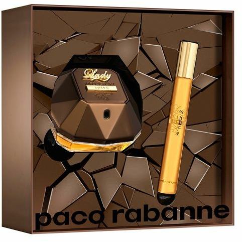 Paco Rabanne Lady Million Prive - Set (edp/50ml + mini/10ml) — Imagine N1