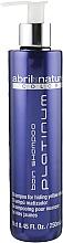Parfumuri și produse cosmetice Șampon pentru părul blond și cărunt - Abril et Nature Silver Shampoo