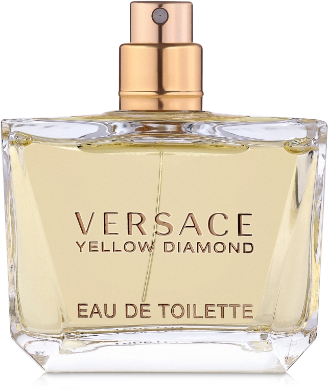 Versace Yellow Diamond - Apă de toaletă (tester fără capac) — Imagine N1