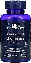"Parfumuri și produse cosmetice Supliment alimentar ""Bromelain"" - Life Extension Bromelain"