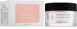 Parfumuri și produse cosmetice Cremă-gel de față - Thank You Farmer True Water Light Gel Cream
