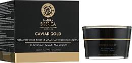 Parfumuri și produse cosmetice Cremă de zi anti-age, pentru față - Natura Siberica Caviar Gold