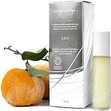 Parfumuri și produse cosmetice Ser hidratant cu acid hialuronic și extract de gutui pentru ochi - Uoga Uoga