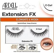 Parfumuri și produse cosmetice Gene false - Ardell Eyelash Extension FX C-Curl