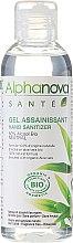 Parfumuri și produse cosmetice Gel antibacterian pentru mâini, fără aromă - Alphanova Sante