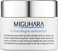 Parfumuri și produse cosmetice Cremă de față - Miguhara Hyalucollagen Moisturizer