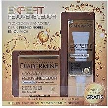 Parfumuri și produse cosmetice Set - Diadermine Set (cr/50ml+eye/cr/15ml)