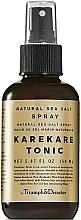 Parfumuri și produse cosmetice Spray tonic cu sare de mare pentru păr - Triumph & Disaster Karekare Tonic Salt Spray
