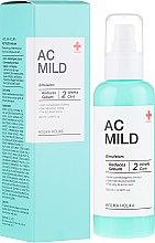 Parfumuri și produse cosmetice Emulsie pentru față - Holika Holika Skin and AC Mild Soothing Emulsion