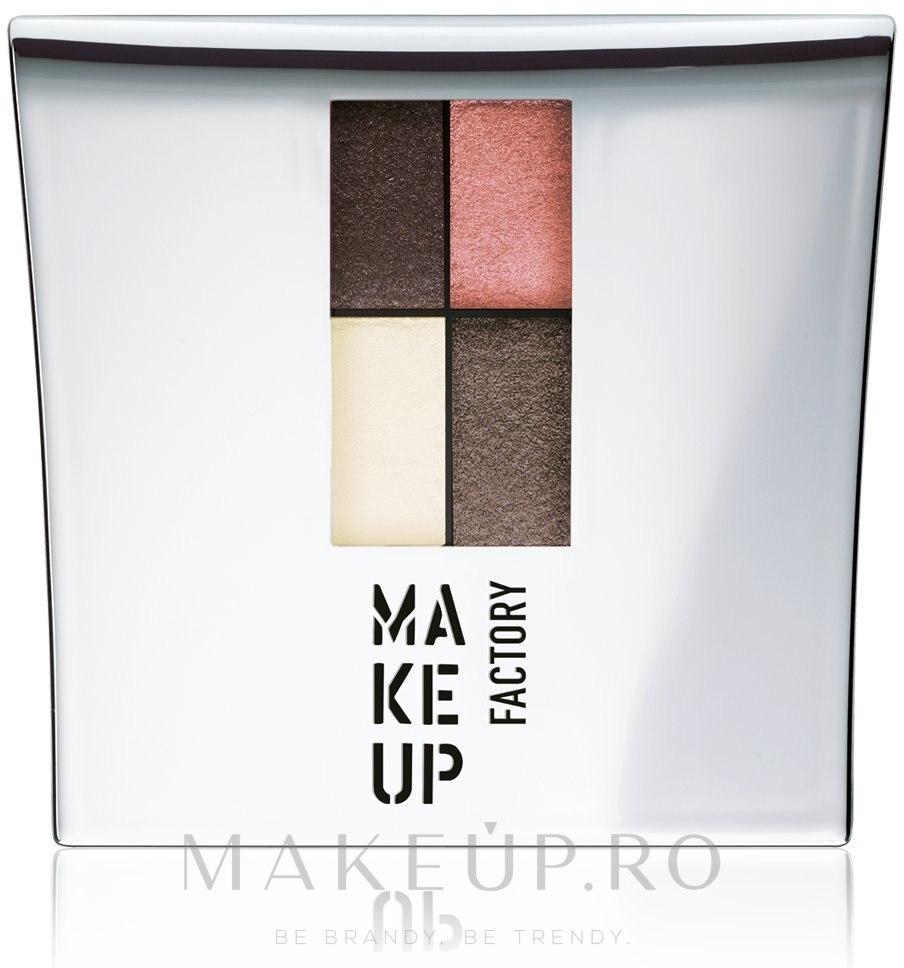 Set fard de ochi - Make Up Factory Eye Colors — Imagine 06