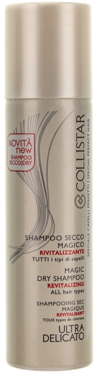 Șampon uscat - Collistar Speciale Capelli Perfetti Magic Dry Shampoo Revitalizing — Imagine N1