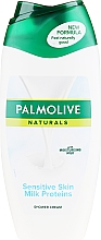 Parfumuri și produse cosmetice Lapte de duș - Palmolive Naturals Mild & Sensitive Shower Milk