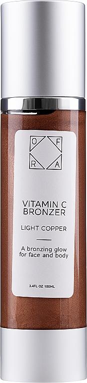 Bronzer - Ofra Vitamin C Bronzer — Imagine N1