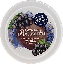 Parfumuri și produse cosmetice Mască cu extract de coacăză neagră, proteine și unt de Shea pentru păr - Ovoc Czarna Porzeczka Mask