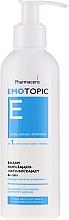 Parfumuri și produse cosmetice Balsam hidratant pentru piele uscată și atopică - Pharmaceris E Emotopic Hydrating Lipid-Replenishing Body Balm
