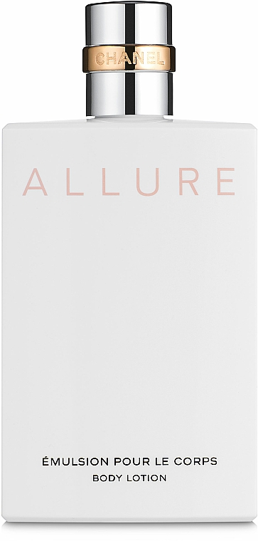 Chanel Allure - Loțiune de corp — Imagine N1