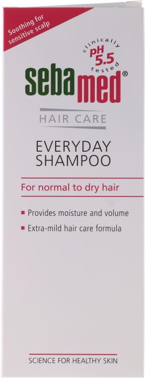 Șampon pentru păr normal și uscat - Sebamed Classic Everyday Shampoo — Imagine N1