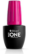 Parfumuri și produse cosmetice Primer fără acid pentru unghii - Silcare Primer Base One
