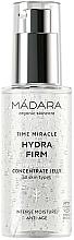 Parfumuri și produse cosmetice Gel hialuronic hidratant pentru față - Madara Cosmetics Time Miracle Hydra Firm Hyaluron Concentrate Jelly