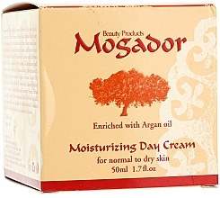 Parfumuri și produse cosmetice Cremă de zi hidratantă pentru piele normală și uscată - Mogador Moisturizing Day Cream