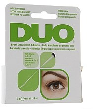 Parfumuri și produse cosmetice Adeziv cu vitamine pentru gene false - Duo Brush-On Lash Adhesive