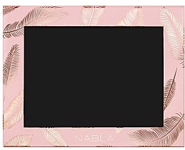Parfumuri și produse cosmetice Husă pentru produse cosmetice - Nabla Feather Edition Liberty Twelve Customizable Palette