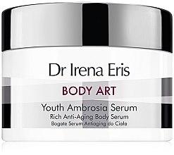 Parfumuri și produse cosmetice Ser pentru corp - Dr Irena Eris Body Art Youth Ambrosia Serum