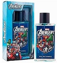 Parfumuri și produse cosmetice Marvel The Avengers Assemble - Apă de toaletă