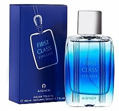 Parfumuri și produse cosmetice Aigner First Class Explorer - Apă de toaletă