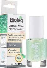 Parfumuri și produse cosmetice Ulei pentru unghii - Bioteq Nail Oil With Microcapsules