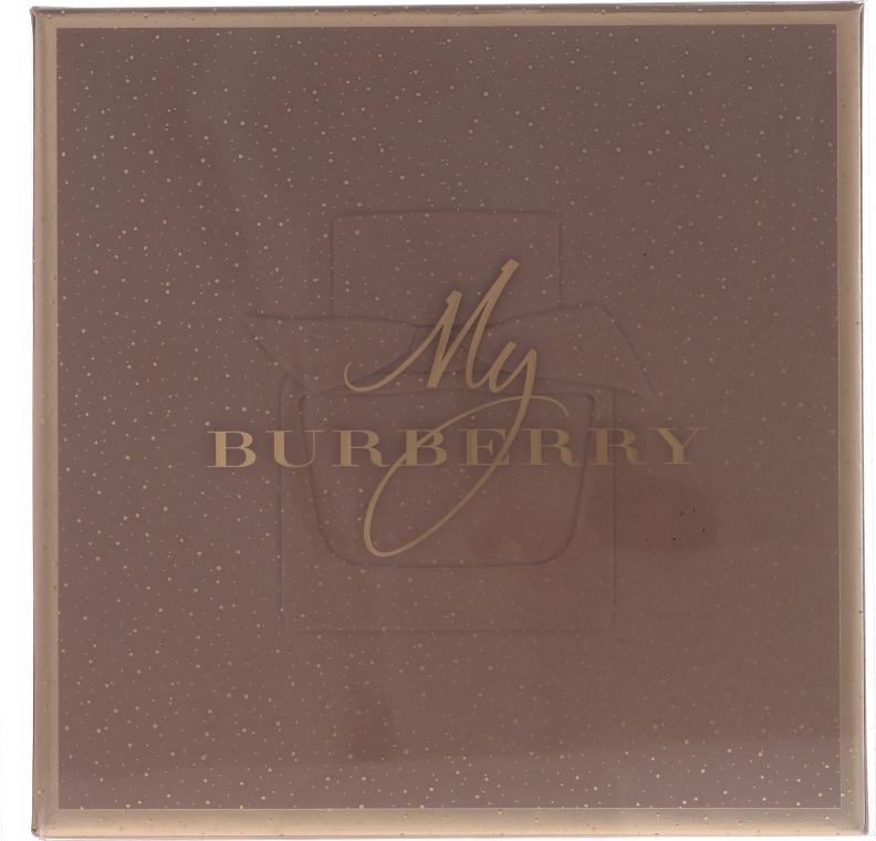 Burberry My Burberry - Set (edp 50 ml + b/lot 75 ml)