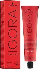 Parfumuri și produse cosmetice Vopsea de păr - Schwarzkopf Professional Igora Royal