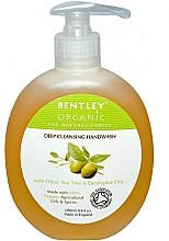 """Săpun lichid pentru mâini """"Curățare profundă"""" - Bentley Organic Body Care Deep Cleansing Handwash — Imagine N1"""