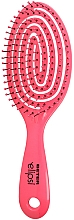 Parfumuri și produse cosmetice Perie pentru păr scurt, roz - Beter Elipsi Detangling Brush Small Fucsia