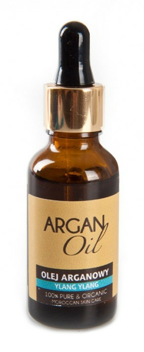 Ulei de argan cu aromă de Ylang Ylang - Beaute Marrakech Drop of Essence Ylang-Ylang