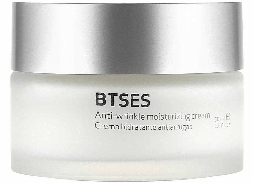 Cremă hidratantă împotriva ridurilor - SesDerma Laboratories BTSeS Anti-wrinkle Cream — Imagine N2