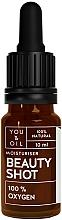 Parfumuri și produse cosmetice Ser facial - You & Oil Beauty Shot 100 % Oxygen