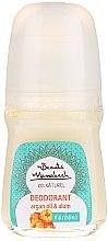 Parfumuri și produse cosmetice Deodorant natural cu ulei de argan - Beaute Marrakech Natural Deodorant Roll-on
