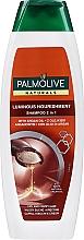 Parfumuri și produse cosmetice Șampon - Palmolive Naturals Luminous Nourishment Shampoo 2 in 1