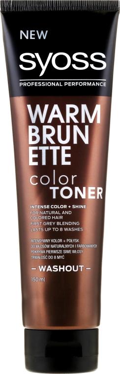 Tonic pentru vopsirea părului - Syoss Color Toner
