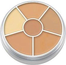 Parfumuri și produse cosmetice Paletă concealer - Kryolan Concealer Circle