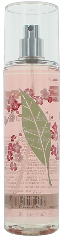 Elizabeth Arden Green Tea Cherry Blossom - Spray pentru corp
