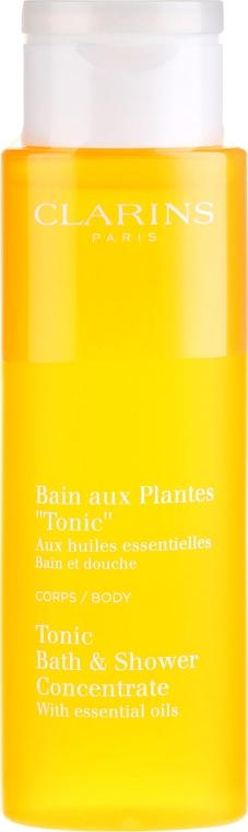 Spuma de baie - Clarins Tonic Bath & Shower Concentrate — Imagine N2